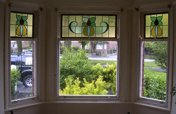 Image of Recent Sash Window repair in Manchester