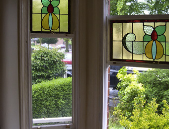 image for stain glass renovation in wythenshawe