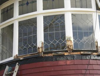 image for bay window referbishment in wythenshawe